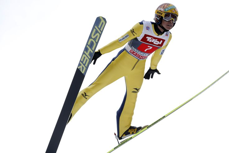 uvex athletes - ski jumping // Noriaki Kasai