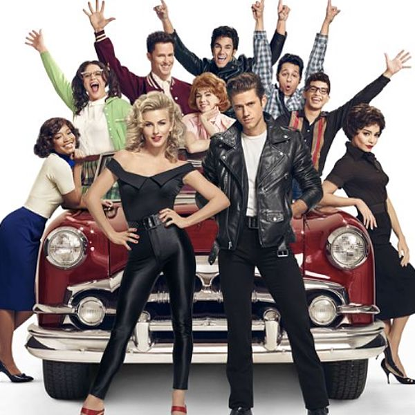 "More Details On ""Grease: Live"" And A New Poster - http://oceanup.com/2015/12/18/more-details-on-grease-live-and-a-new-poster/"