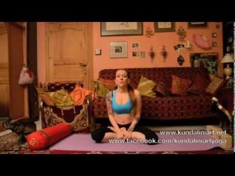 ▶ Joga Kundalini - Szczupła sylwetka i utrata wagi - 5 Rytuałów Tybetańskich & Kirtan Kriya - YouTube