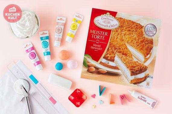 #Geschenk #Muttertag #Torte #Spruch #Fondant #verziert #Cake #mother's day #gift #idea