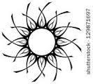Risultati immagini per tatuaggi girasole bianco e nero