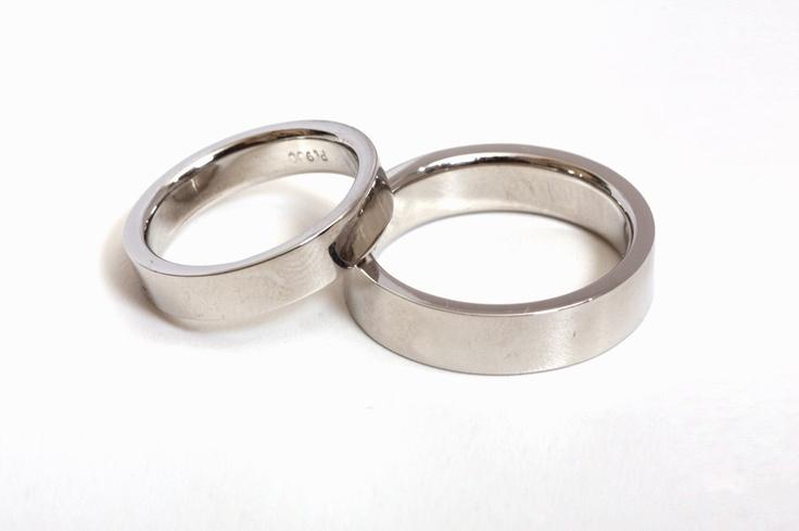platinum wedding ring reform. cost about $950 [플래티늄 반지 리폼]