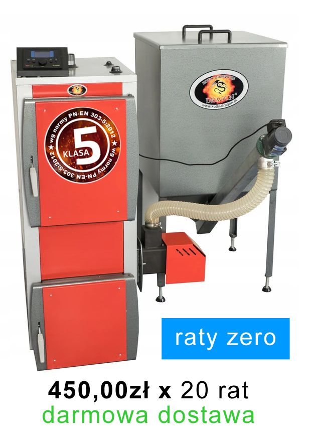 Kociol Piec Pellet Klasa 5 Z Podajnikiem Moc 21kw Kitchen Appliances Popcorn Maker