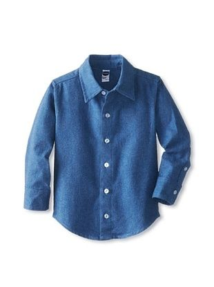 56% OFF American Apparel Kid's Flannel Longsleeve Button-Up Shirt (Lake Flannel)