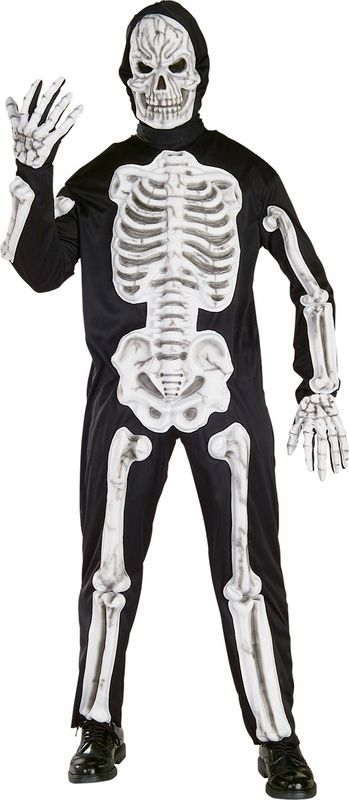 17 Best Images About Halloween Skeleton Costumes On