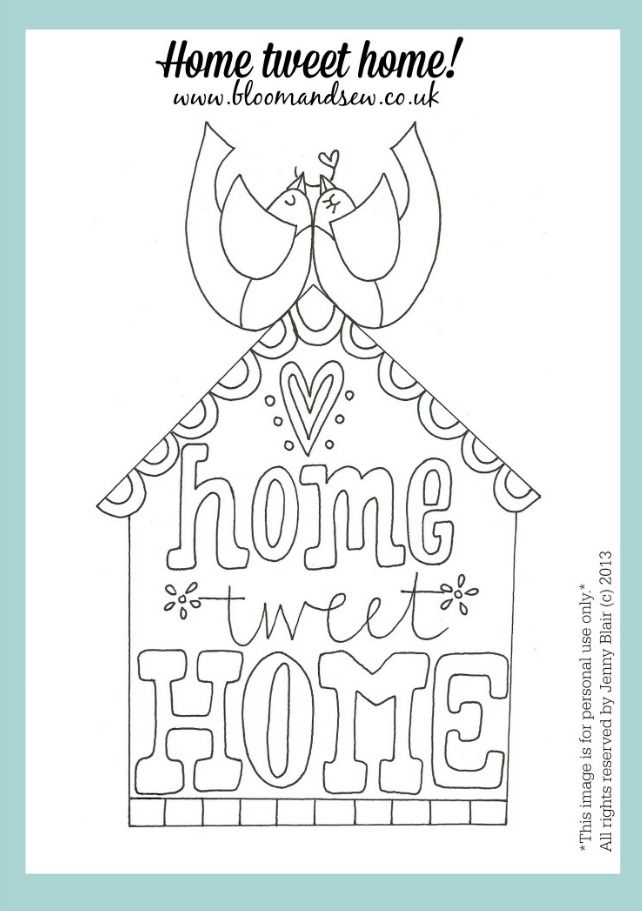 63 best embroidery and blackwork designs images on pinterest home tweet home embroidery pattern safe and sound embroidery pattern free download template dt1010fo