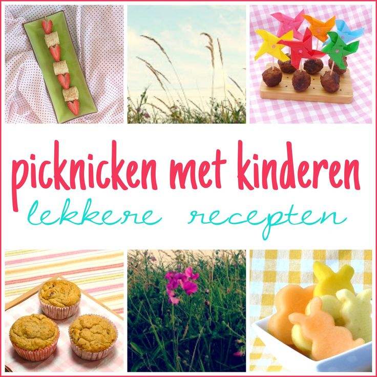 Ga jij wel eens picknicken met de kinderen? Of het nu in het park, op het strand, in je achtertuin of in de woonkamer is, maakt niet eens uit: het is gewoon leuk om eens ergens anders te gaan eten!…