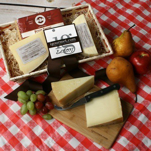 This selection of authentic, imported Italian cheeses and accompaniments will whisk you away to the heart of the Mediterranean with each bite. In includes:Grana Padano 12 Month: A distinctly fruity hard cheese with subtly sweet undertones from the North Italian countryside (8 oz)Monte Veronese:... more details available at https://perfect-gifts.bestselleroutlets.com/gifts-for-holidays/grocery-gourmet-food/product-review-for-cheeses-from-the-italian-countryside-gift-tray/