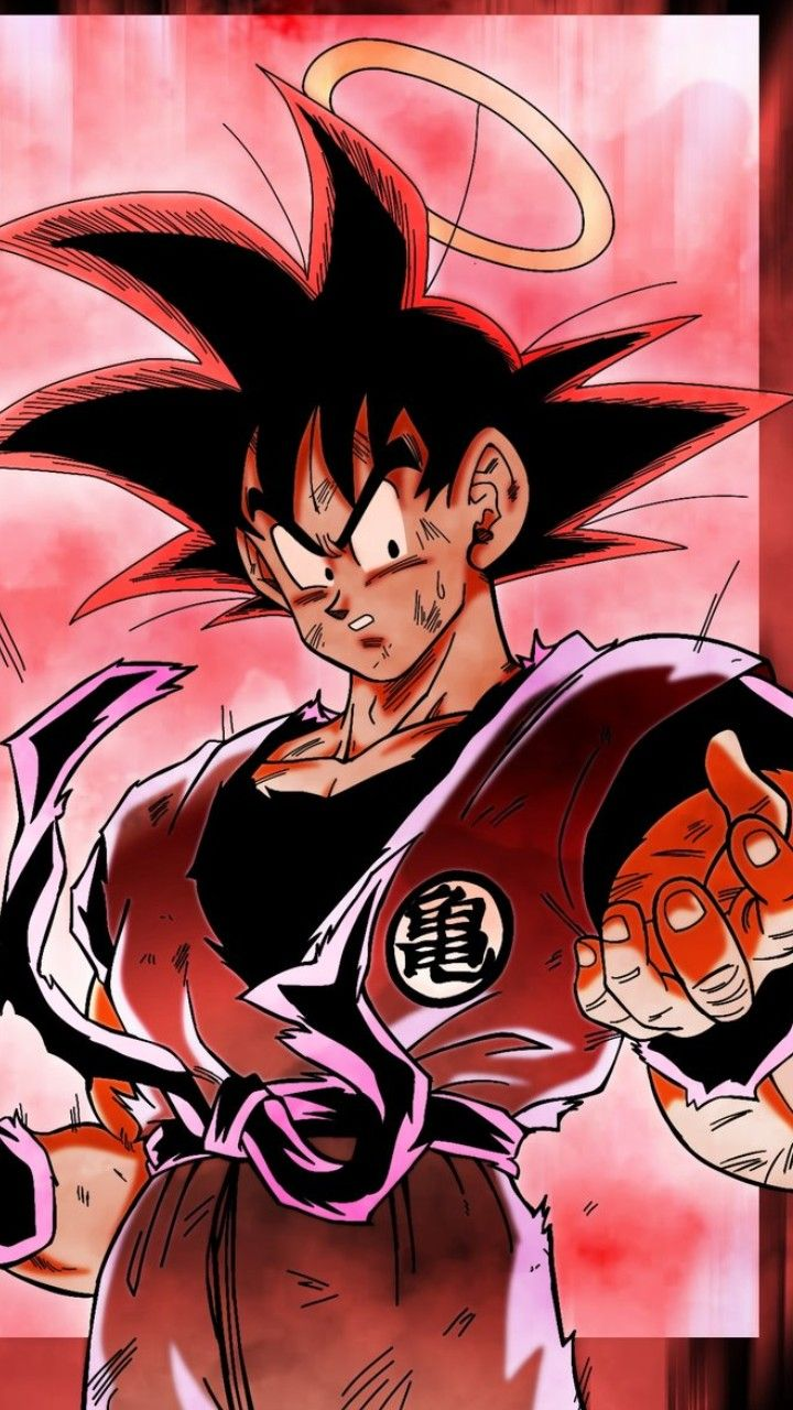 Goku Kaioken Anime Dragon Ball Super Anime Dragon Ball Dragon Ball Art