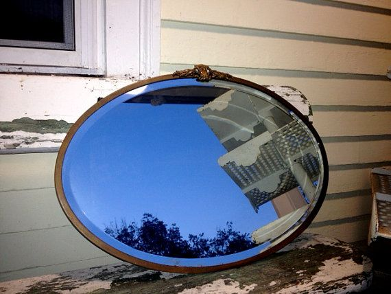 1000+ Images About Vintage Mirrors On Pinterest