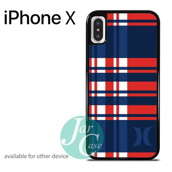 Hurley Plate Phone case for iPhone X