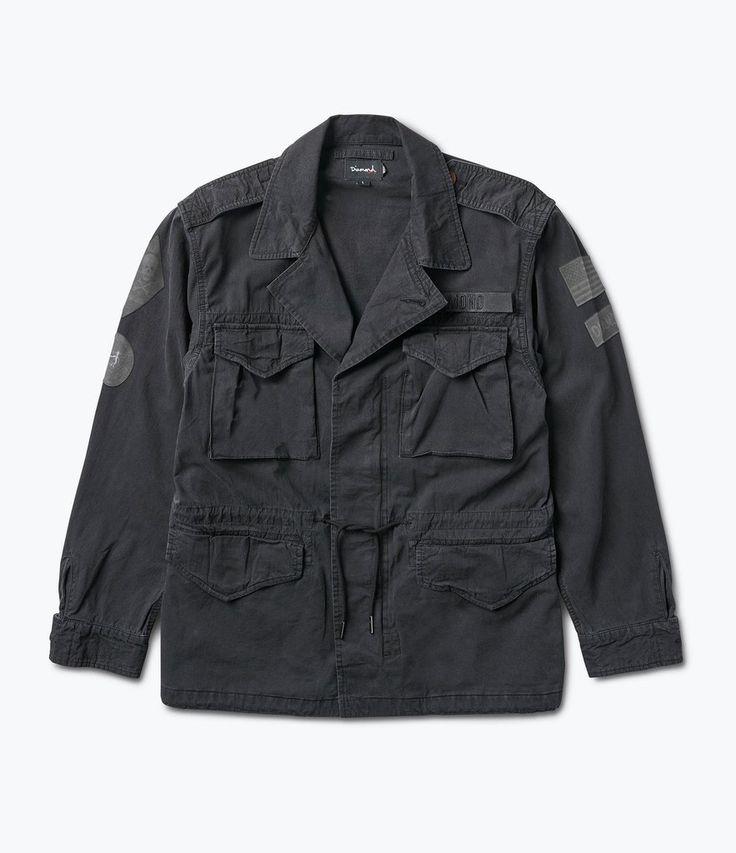 Holiday M65 Jacket
