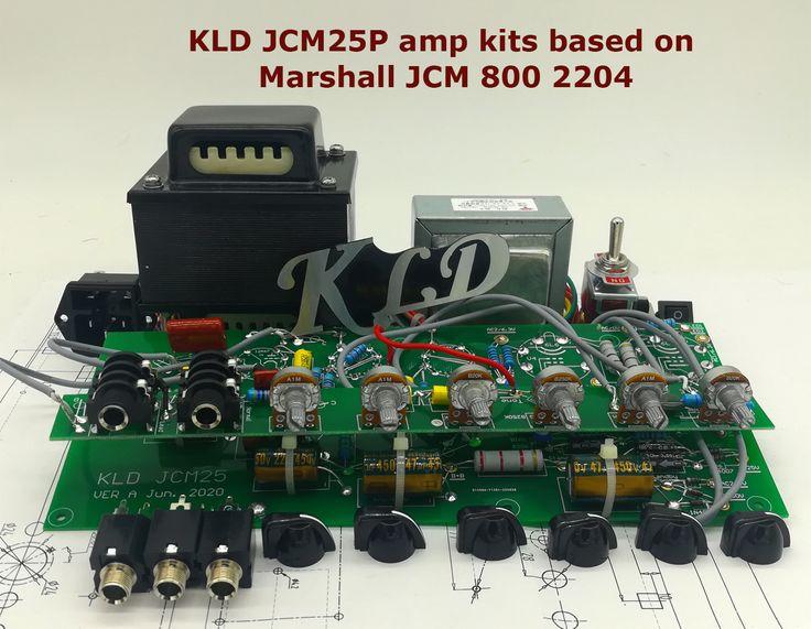 KLD series 25w tube guitar amp based on Marshall JCM 800