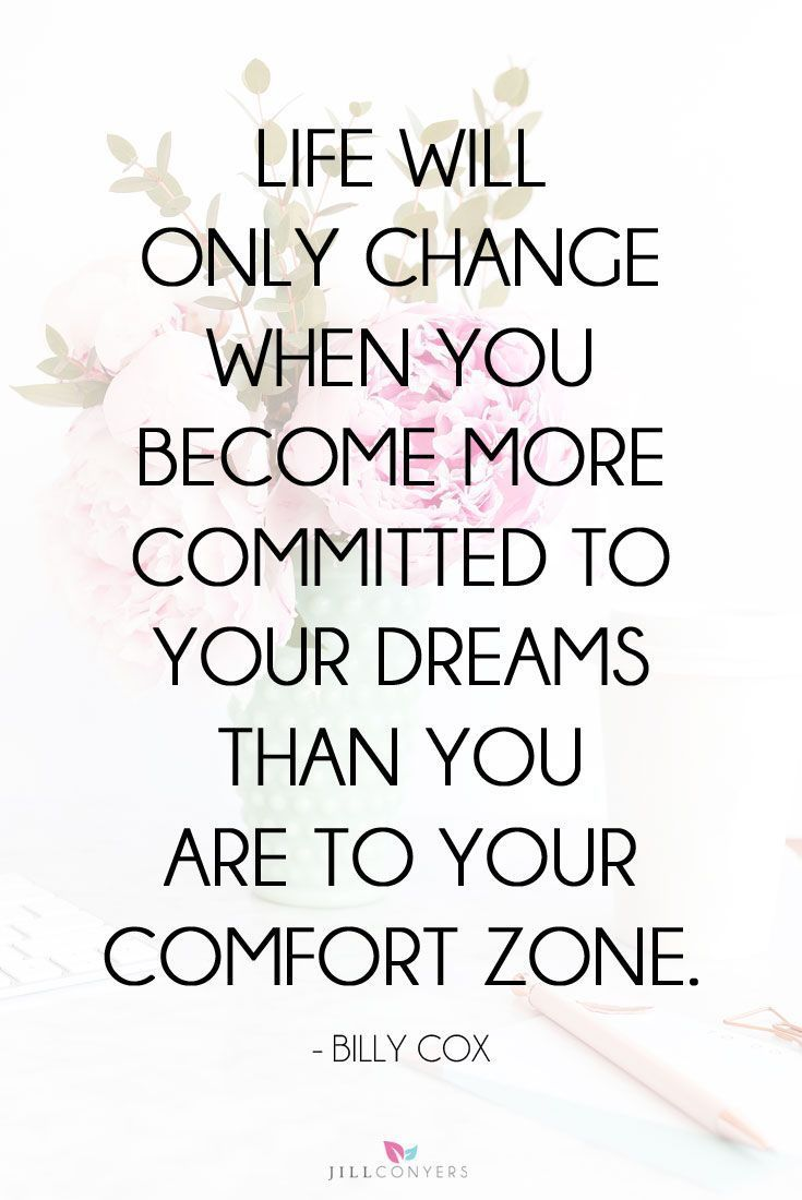 That Comfort Zone Comfortzone Commitment Dreambig Christian