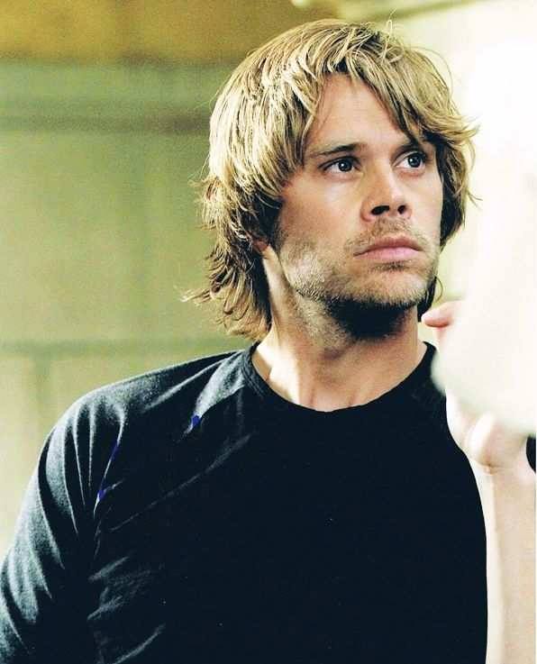 Eric Christian Olsen--plays the excellent Marty Deeks on NCIS: LA. How could you not love him?
