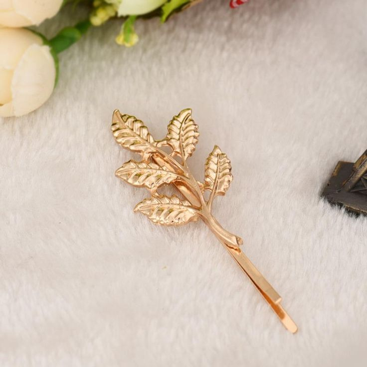 Beauty Girl Hair Cuff Clip Jewelry Hairpin Womens Accessories Xmas Gift Aug 18