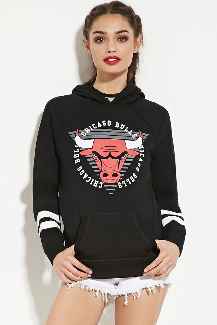 46da8f0f8 Rep Your Team: Forever 21 x NBA Clothing Launches | Fashion | Chicago bulls  outfit, Chicago bulls, Chicago bulls basketball