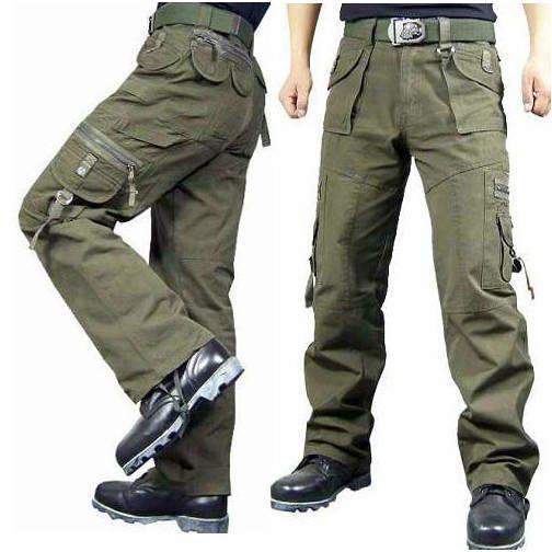 Бесплатная рыцарь 1005 - 1 зеленый открытый военный брюк человека военные брюки, Мужские военная форма / камуфляжные штаны бесплатная доставка