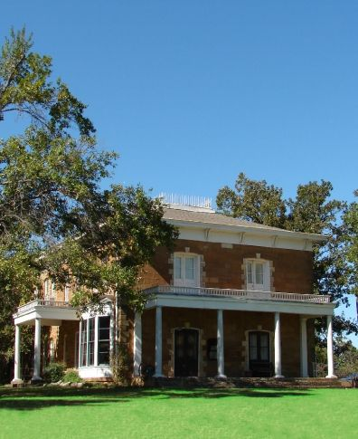 The Five Civilized Tribes Museum in Muskogee, Oklahoma is full of artifacts and history from the Cherokee, Chickasaw, Choctaw, Muscogee Creek and Seminole tribes all housed in a structure built in 1875.