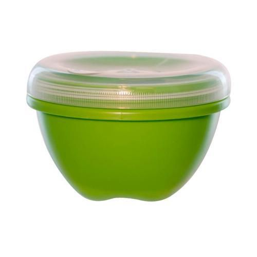 Preserve Large Food Storage Container - Green - Case Of 12 - 25.5 Oz