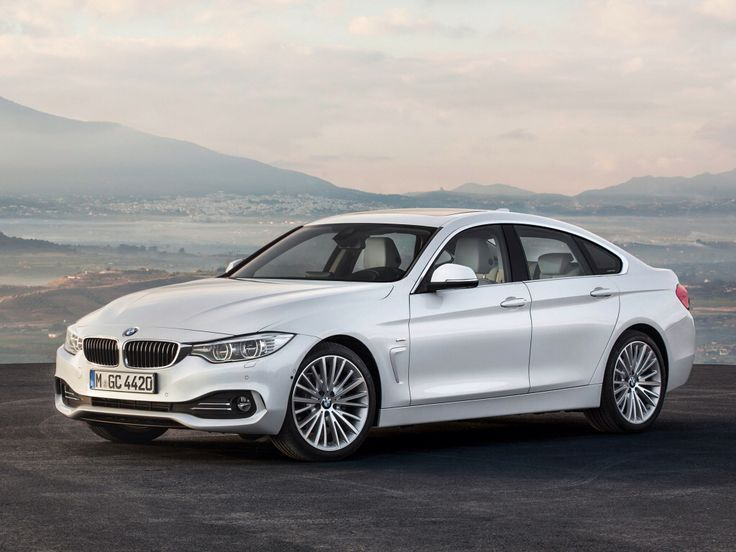 BMW 420d Gran Coupe.