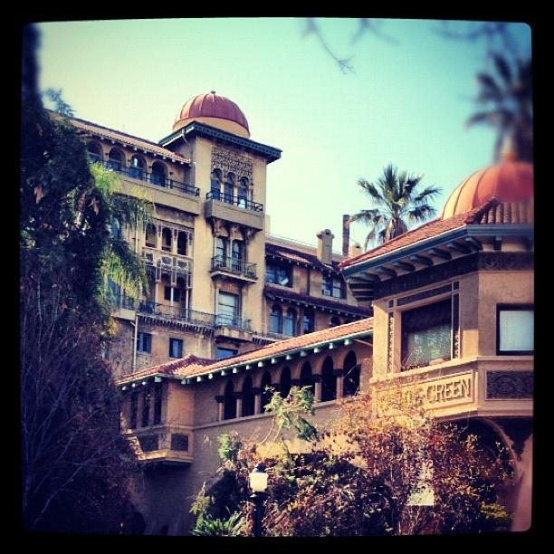 Pasadena Ca The Green Hotel