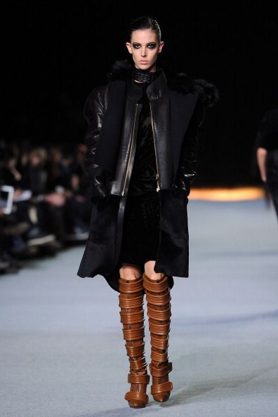 Kanye West Paris Fashion Week I actually like this!