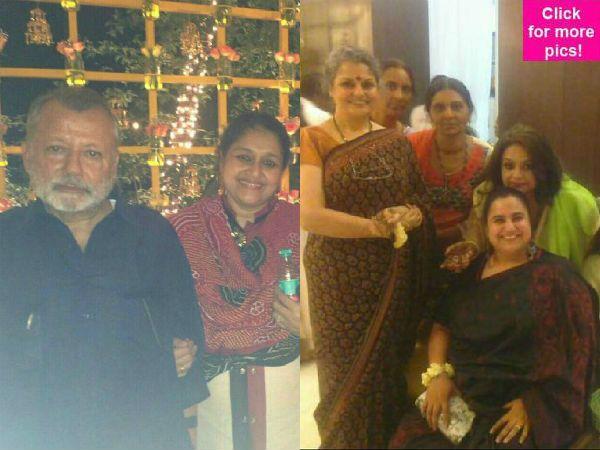 Shahid Kapoor and Mira Rajput wedding: Neelima Azeem, Supriya Pathak and ... Mira Rajput  #MiraRajput