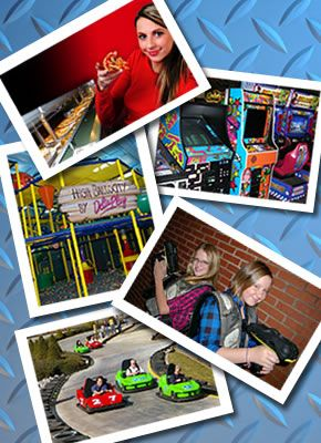The Factory - Fun for the whole family in Franklin, NC (has minigolf, bowling, etc) - we only think about going here when we are itching to get off of the mountain