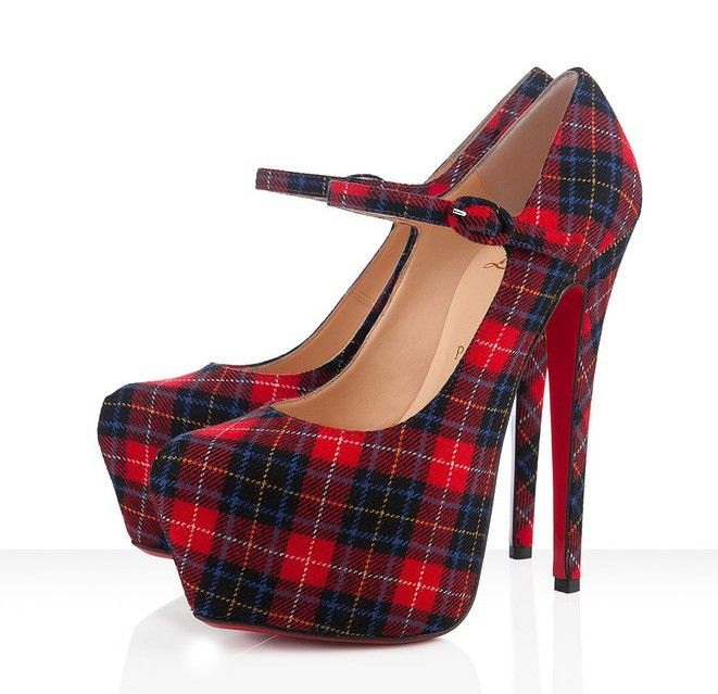 red bottom shoes for women | ... New arrive spikes red grid red bottom