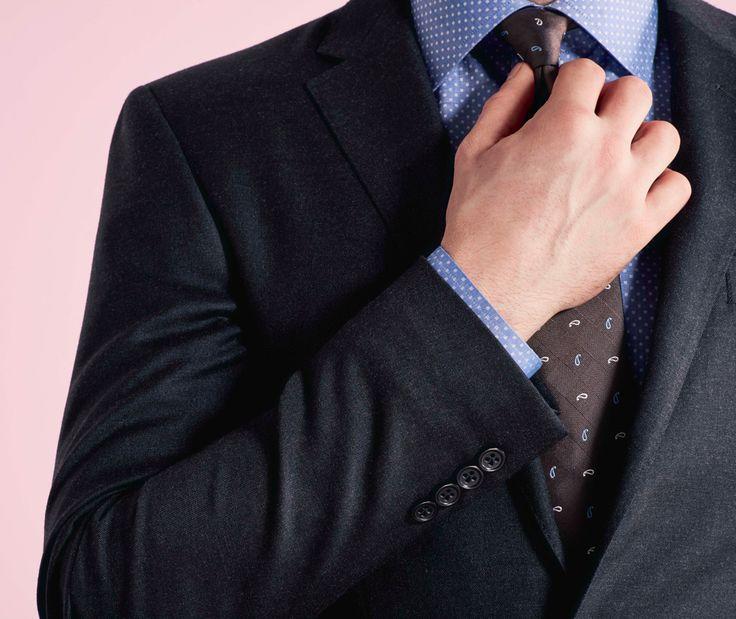 Wool tie burgundy patterned Gierre Milano TbTlgSE