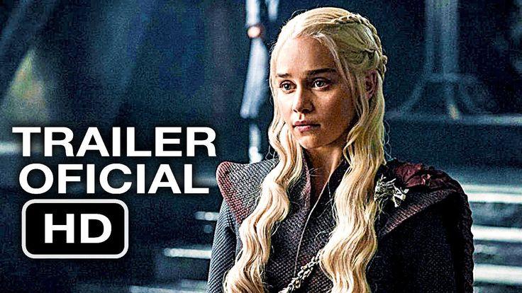 JUEGO DE TRONOS Temporada 7 | Trailer OFICIAL en Español (HD) Emilia Clarke