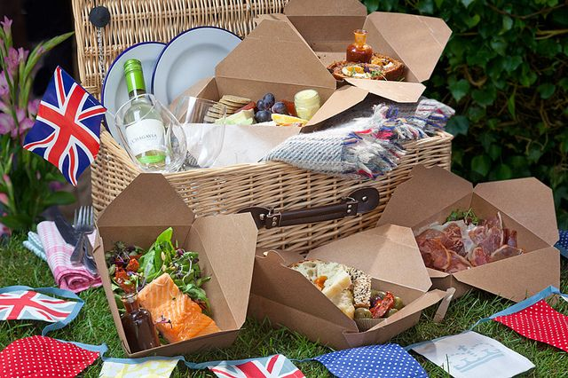 Win a Free Gourmet Picnic Hamper from Drake & Morgan Pubs