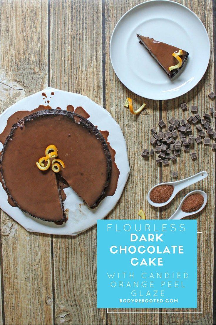 ... flourless chocolate cake healthy flourless chocolate orange cake