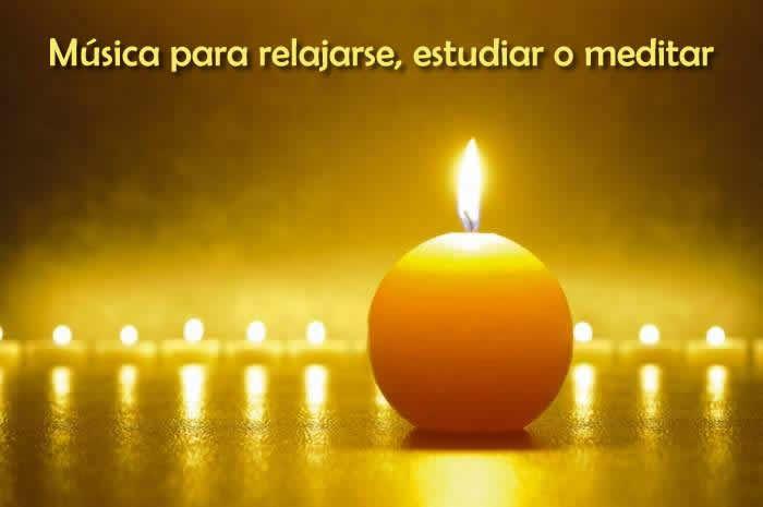 Música para relajarse, estudiar, meditar o dormir   http://www.yellowbrickcinema.com/