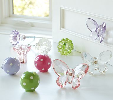 Girls' Knob Collection #pbkids