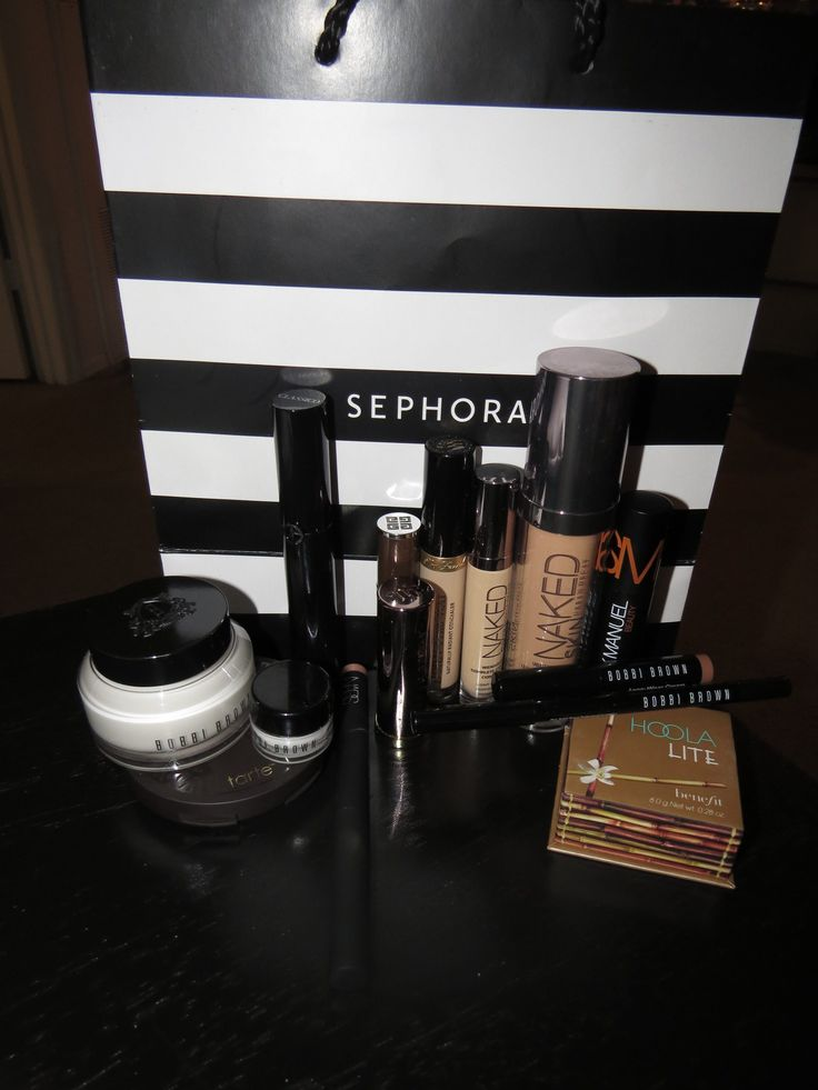 Makeup is a Girl's Best Friend I absolutely love makeup. As a Disney Cast Member, I was given the opportunity to shop at Sephora with a discount. This only