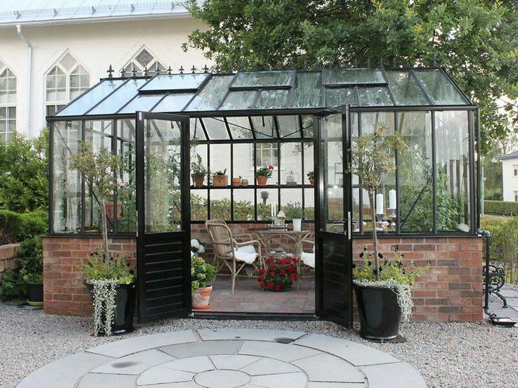 Willab garden Gothic 309 euro-serre 14m2