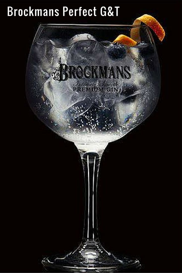 Prepare with a twist of pink grapefruit peel and 2 blueberries. Add extra large ice cubes and chilled premium tonic.  The sharp acidity of grapefruit and floral notes of blueberry combine beautifully with the unique botanicals in Brockmans.  For a complex, yet refreshingly smooth taste.  Cheers!