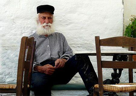 vieux grec