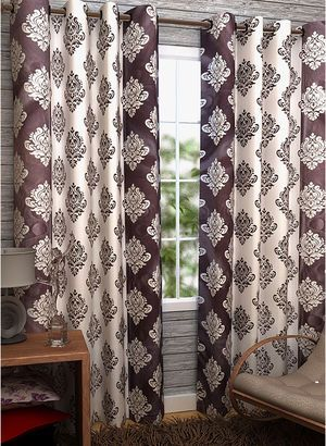 Curtains Online - Buy Window Curtains, Designer Curtains in India