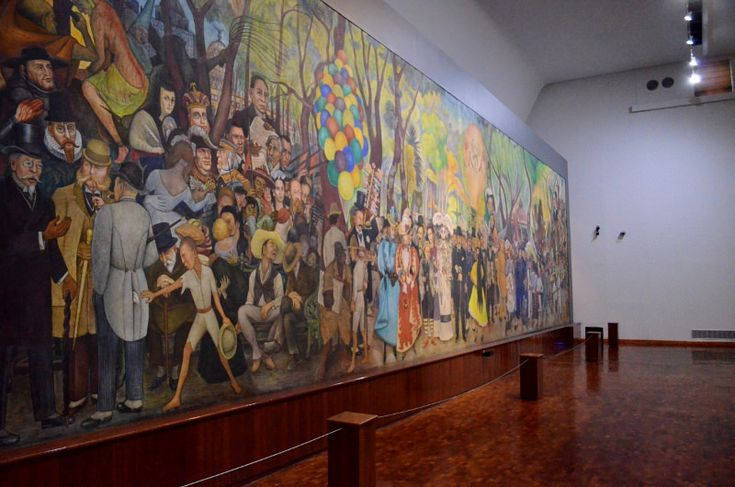 an analysis of diego riveras art work symbolic landscape In 1907, rivera traveled to europe to further his art studies diego rivera had some success as a cubist painter in europe  symbolic landscape.