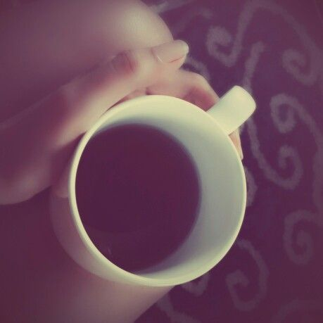 Tea in the morning