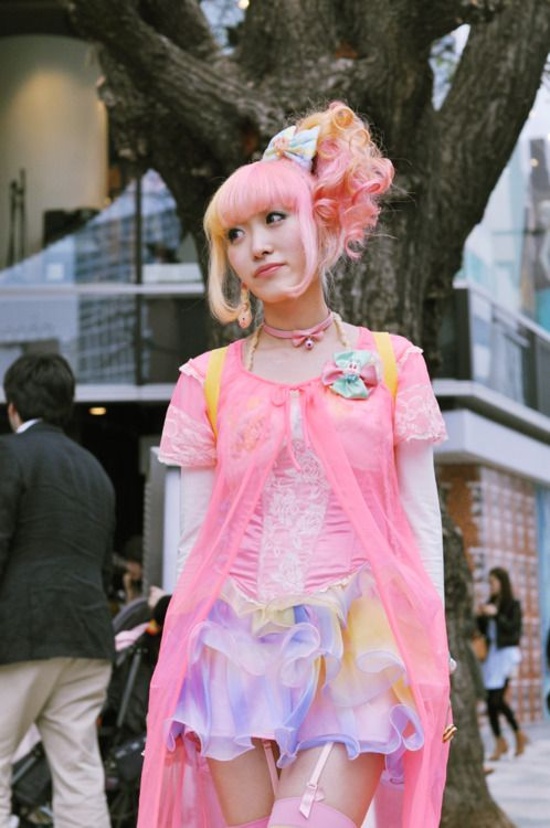 #japanese #girl #fashion