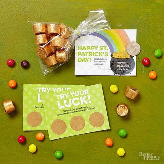Bring out your child's inner leprechaun with these seven easy and creative crafts for St. Patrick's Day.