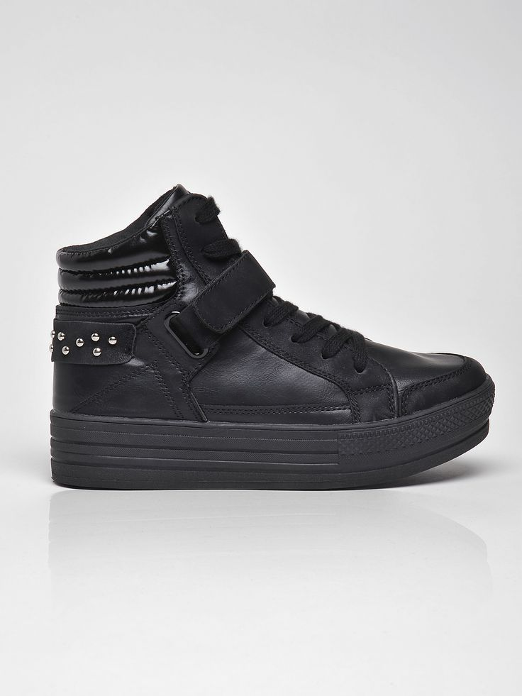 Comanda online, Pantofi Top Secret S027287 Black. Articole masurate, calitate garantata!