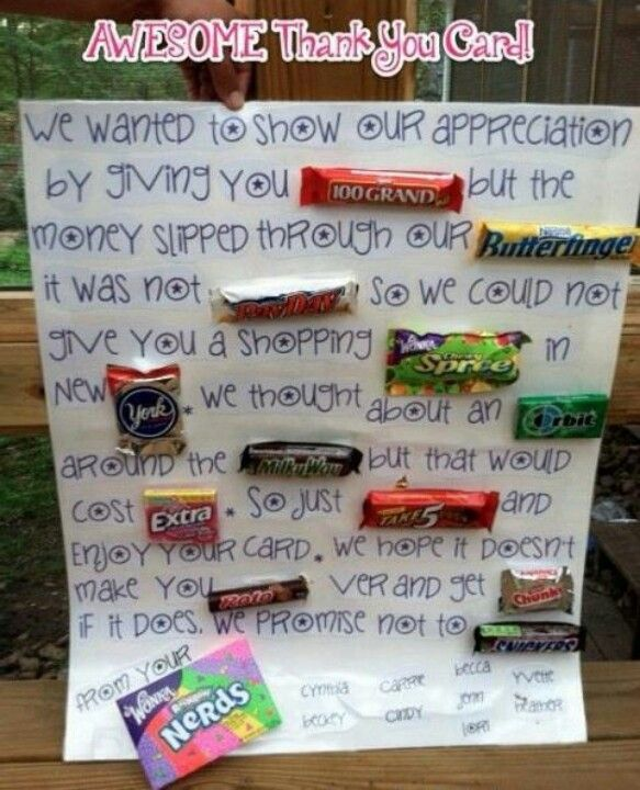 "Great Ways to Say ""Thank You""! Girl Scout Leader ..."