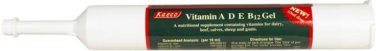 Vitamin A-D-E-B12 Gel 300 ml