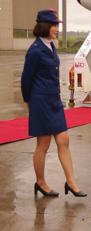 Classic Qantas Uniform