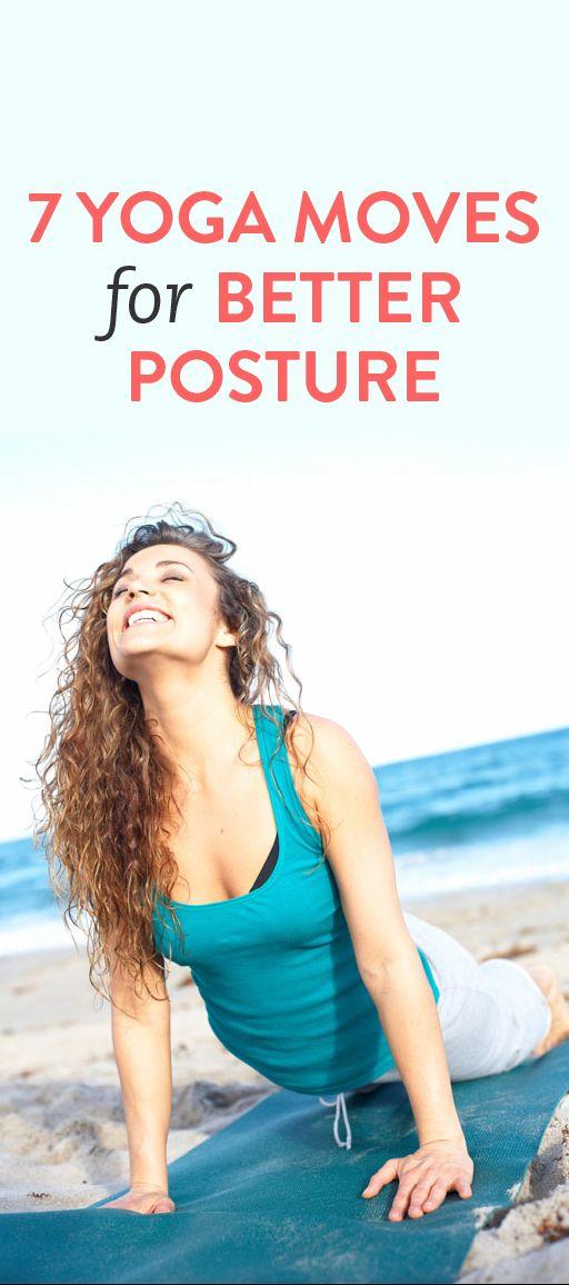 7 yoga moves for better posture #ambassador